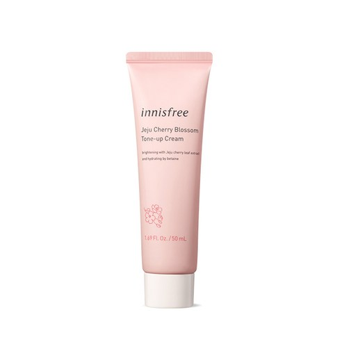 INNISFREE Jeju Cherry Blossom Toner Up Cream Tube Type