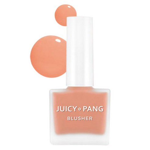 APIEU Juicy Pang Blusher Apricot OR01 9g