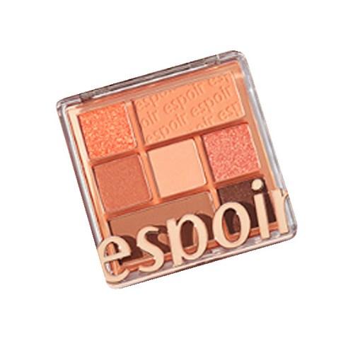 ESPOIR Real Eye Palette Peachy Like 001 10g