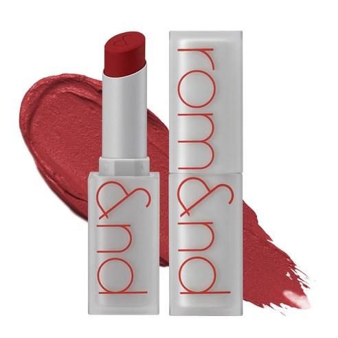 ROMAND Zero Matt Lipstick Tanning Red 018 3g