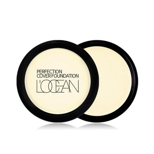 LOCEAN Perfection Cover Foundation Cream Beige NO10 16g