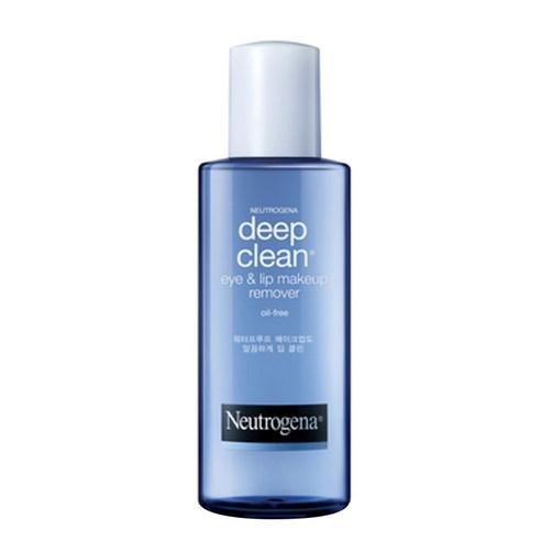 NEUTROGENA Deep Clean Eye & Lip Makeup remover 112ml