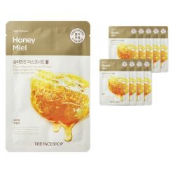 THE FACE SHOP Face Mask with Honey Extract 10ea