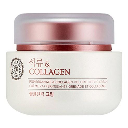 THE FACE SHOP Pomegranate & Collagen Volume Lifting Cream 100ml