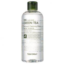TONYMOLY The Chok Chok Green Tea No Wash Cleansing Water