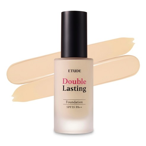ETUDE HOUSE Double lasting Foundation Neutral Vanilla 17N1 SPF35 PA++ 30g