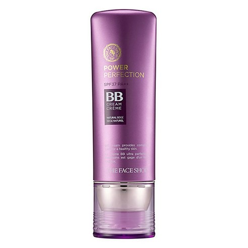 THE FACE SHOP Power Perfection BB Cream SPF37 PA++ V203 Natural Beige 40g