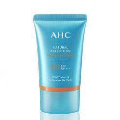AHC Natural Perfection Moist Sun Cream SPF50+ PA++++ 50ml