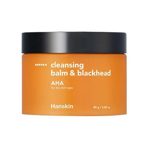 HANSKIN Cleansing Balm & Blackhead AHA 80ml