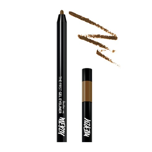 MERZY The First Gel Eyeliner Amber Bronze G3 0.5g
