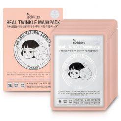 ROKKISS Real Twinkle Mask Pack 10ea