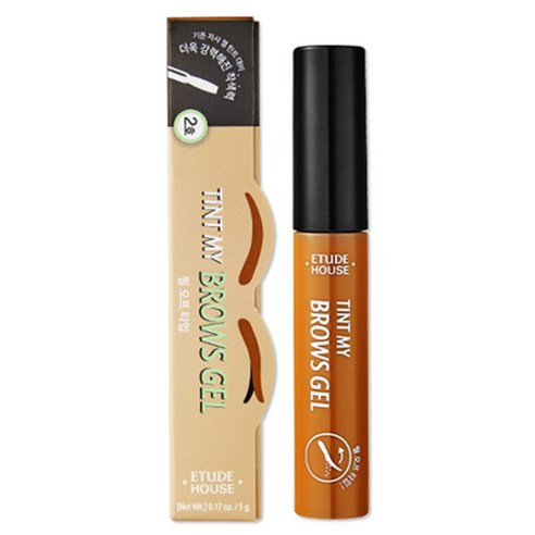 Etude House Tint My Brows Gel Light Brown no02 5g