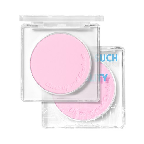 ESPOIR Real Cheek Up Blusher Bubbly Pink no02 6g