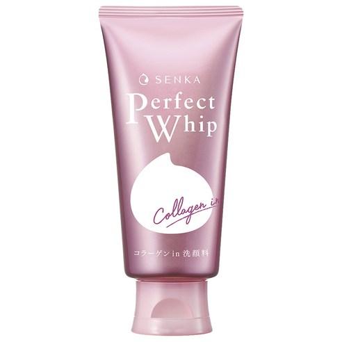 SENKA Perfect Whip Collagen in Cleansing Foam 120g
