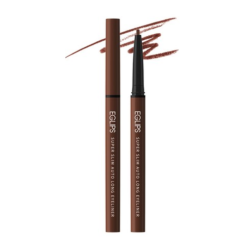 EGLIPS Super Slim Auto Long Eyeliner Chocolate Punch S4 0.12g