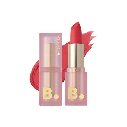 BANILA CO Velvet Blurred Veil Lipstick Coral Silhouette CR01 3.7g