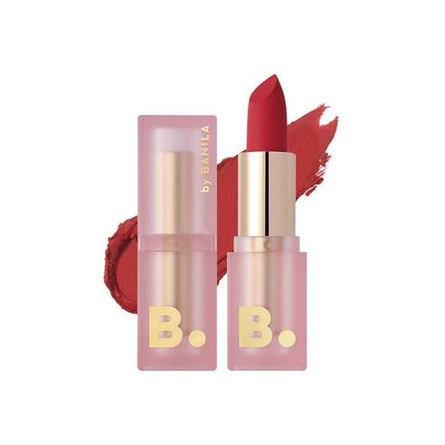 BANILA CO Velvet Blurred Veil Lipstick Red Suede RD03 3.7g