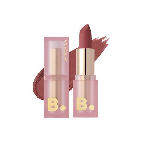 BANILA CO Velvet Blurred Veil Lipstick Rose Silhouette PK01 3.7g