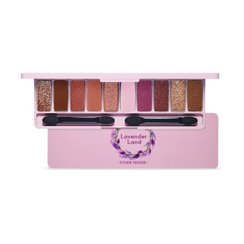 ETUDE HOUSE Play Color Eyes Shadow Palette Lavender Land 10g
