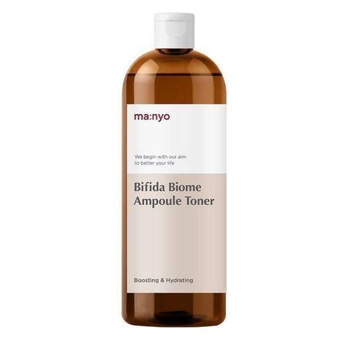 MANYO FACTORY Bifida Biome Ampoule Toner 500ml