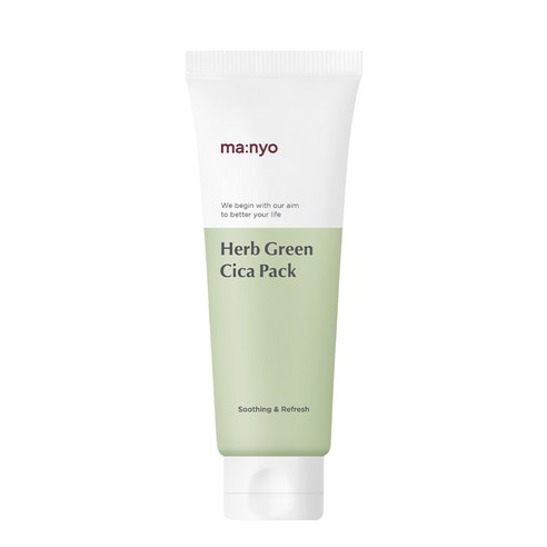MANYO FACTORY Herb Green Cica Pack 75ml