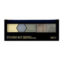 MCC Studio Kit Perfect Eyeshadow Indigo Khaki no07 5.5g