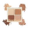 MERZY The Heritage Shadow Palette Amber Lotus no01 8g