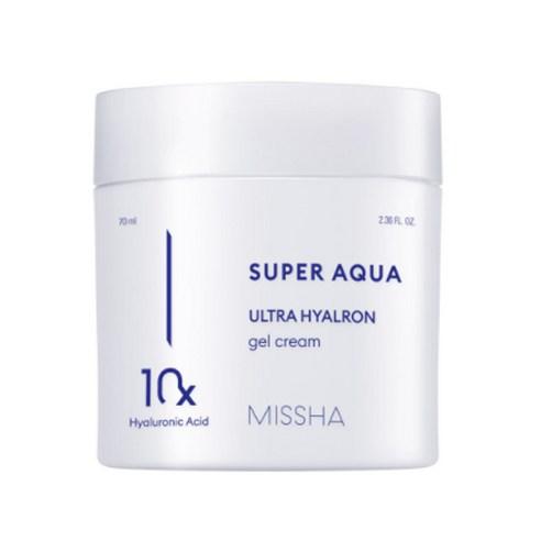 MISSHA Super Aqua 10 Hyaluronic Acid Ultra Hyalron Gel Cream 70ml