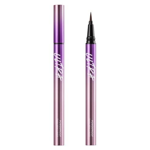 MISSHA Ultra Power Proof Thin Pen Liner Black 0.4g