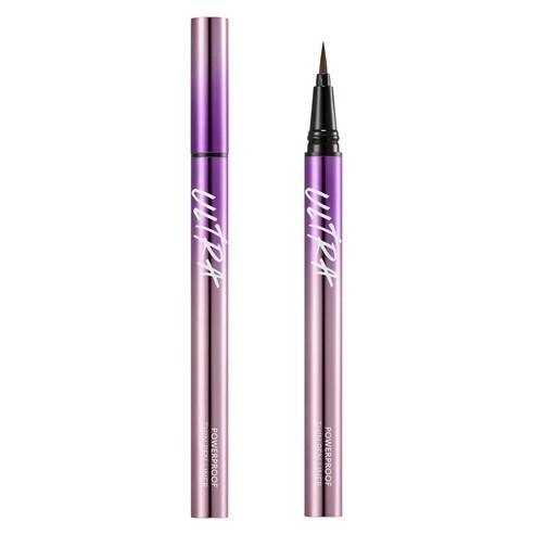 MISSHA Ultra Power Proof Thin Pen Liner Dark Brown 0.4g