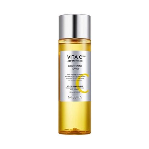 MISSHA Vita C Plus Ascorbic Acid Brightening Toner 200ml