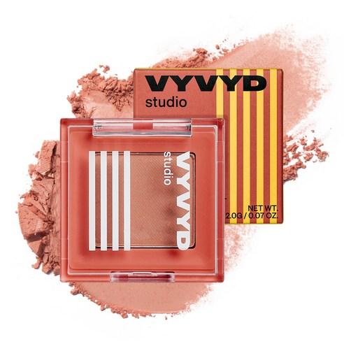 VYVYD Studio Eye Mood Shadow Coral Label No26 2g