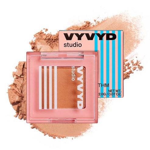 VYVYD Studio Eye Mood Shadow Mellow Rhythm No07 2g