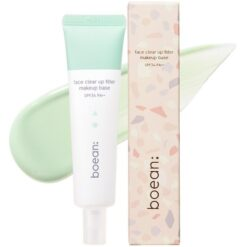 BOEAN Face Clear Up Filter Makeup Base Greenery 30ml