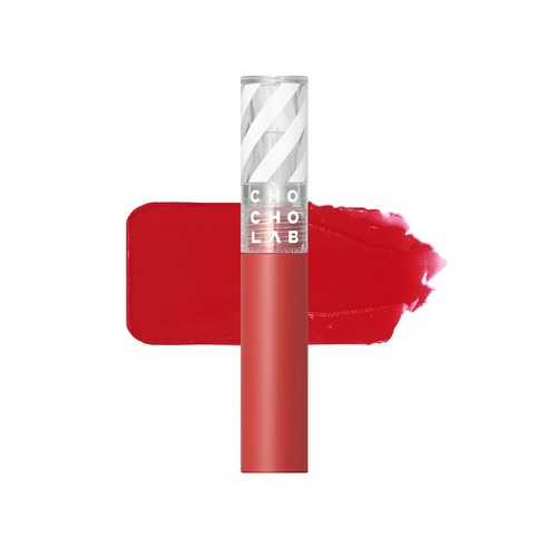 CHOCHO'S LAB Switch on Velvet Lip Tint Pure Coral no05 2.5g