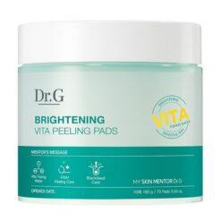 DR.G Brightening Vita Peeling Pads