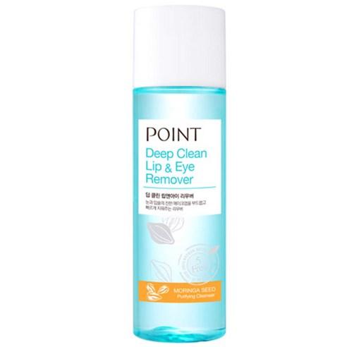 POINT Deep Clean Lip & Eye Remover 140ml