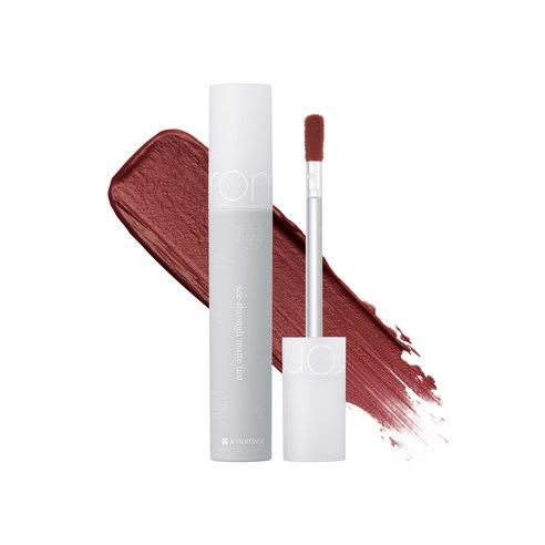 ROMAND See Through Matte Tint Maple Red no09 3.8g