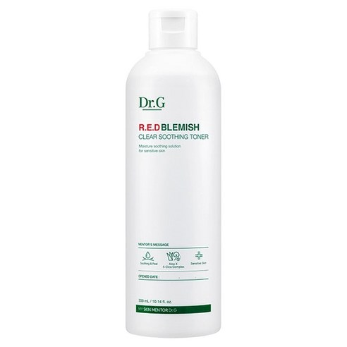 DR.G Red Blemish Clear Soothing Toner 300ml