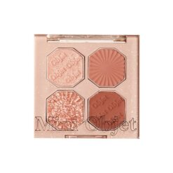 ETUDE HOUSE Play Color Eyes Mini Objet Special Kit French Rose Tea Pot no03 3.6g