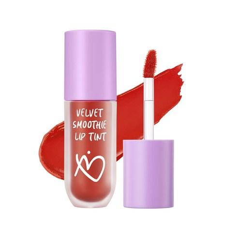 IBIM Velvet Smoothie Lip Tint Brick Red no04 4g