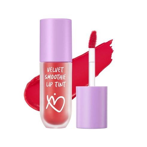 IBIM Velvet Smoothie Lip Tint Red Pink no01 4g