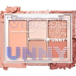 IM UNNY Mood Layer Eyeshadow Palette Spring Mood no02 5.5g