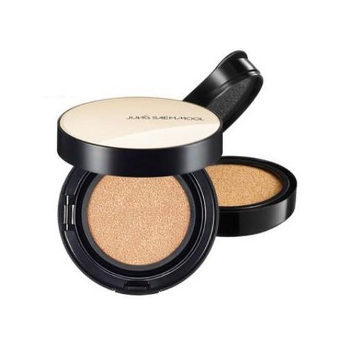 JUNG SAEM MOOL Essential Skin Nuder Cushion Light SPF50+PA+++ 14g + Refill 14g