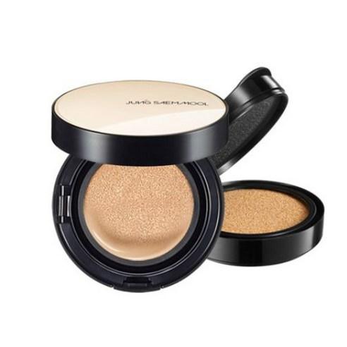 JUNG SAEM MOOL Essential Skin Nuder Cushion Medium Deep SPF50+PA+++ 14g + Refill 14g