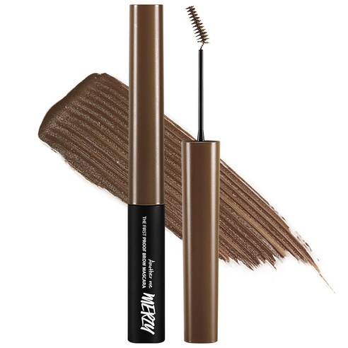 MERZY The First Proof Brow Mascara Cocoa BM1 3.5g