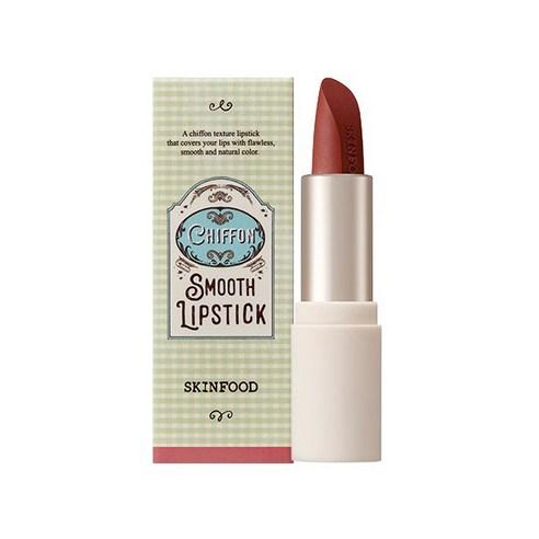 SKINFOOD Chiffon Smooth Lipstick Roast Pepper no02 3.5g