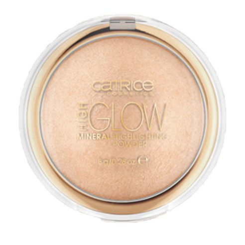 CATRICE High Glow Mineral Highlighting Powder Amber Crystal no030 8g