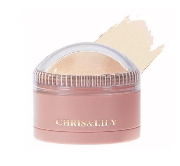 CHRIS&LILY Dome Gle Blusher Natural Highlighter HL01 11g