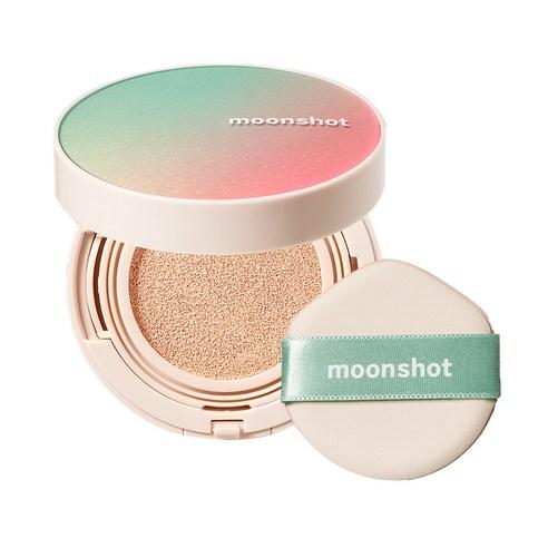 MOONSHOT Micro Calmingfit Cushion Honey 301 SPF 50+ PA+++ 15g